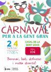 Carnaval per a la Gent Gran
