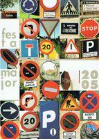 Portada Programa Festa Major 2005