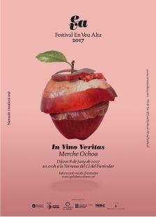 Cartell In vino veritas, Merche Ochoa