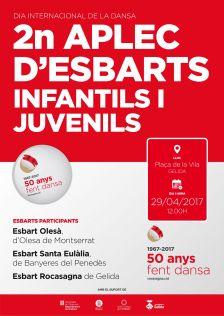 Aplec d'Esbarts Infantils I Juvenils
