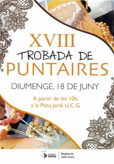 XVIII Trobada de Puntaires