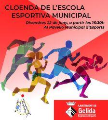 Festival de cloenda de l'Escola Esportiva Municipal