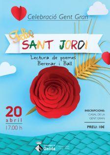 Sant Jordi per a la Gent Gran
