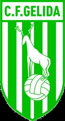 Logo Club de Fútbol Gelida