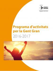Activitats per a la Gent Gran 2016 - 2017