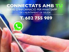 Informació per WhatsApp