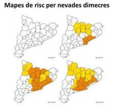 Mapes plealerta Pla Neucat