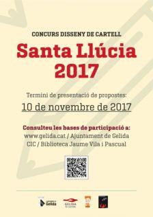 Concurs Cartell Santa Llúcia