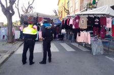 Patrulles mixtes de Policia Local i Mossos d'Esquadra per la campanya de Nadal