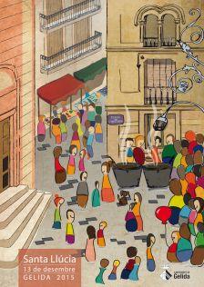 Cartell Santa Llúcia 2015