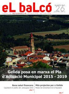 El Balcó - 2016 Juliol