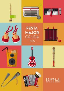 Portada Programa Festa Major 2015