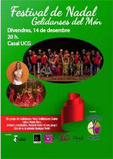 Festival de Nadal de Gelidanses del Món